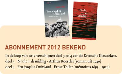 Abonnement 2012