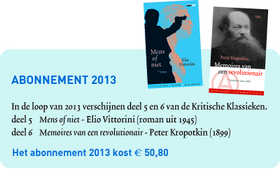Abonnement 2013