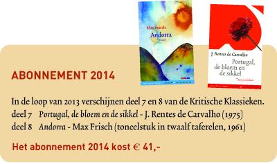Abonnement 2014